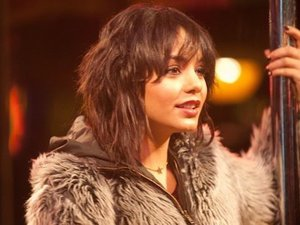 Vanessa Hudgens in 'The Frozen Ground'