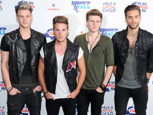 Lawson at the Capital FM Summertime Ball.