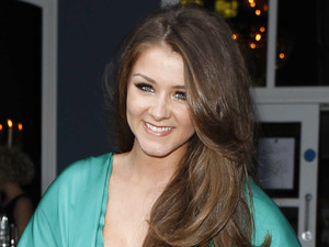 Brooke Vincent celebrates her 21st birthday.
