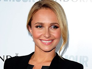 Hayden Panettiere at the 2013 Glamour Women of the Year Awards