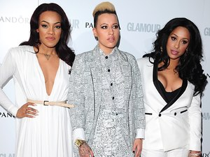 Stooshe at the 2013 Glamour Women of the Year Awards