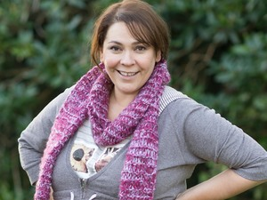 Nicole Barber-Lane as Myra McQueen in Hollyoaks
