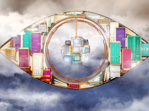 Big Brother: Secrets & Lies - The official eye