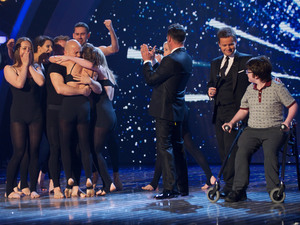 Attraction are crown winners of Britain's Got Talent 2013.