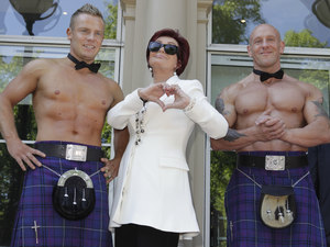 The X Factor 2013 Glasgow auditions: Sharon Osbourne