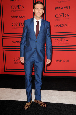 Dan Stevens, 2013 CFDA Awards, New York, Hollywood look, make over
