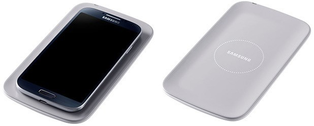 Samsung's Galaxy S4 wireless charging kit