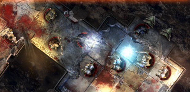 'Warhammer Quest' on iOS