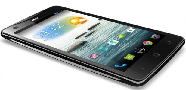 Acer's Liquid S1 hybrid device