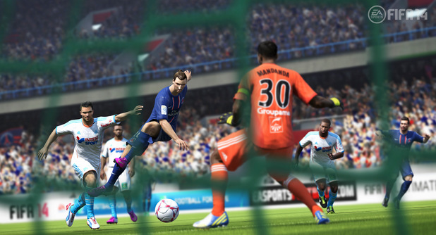 'FIFA 14' screenshot