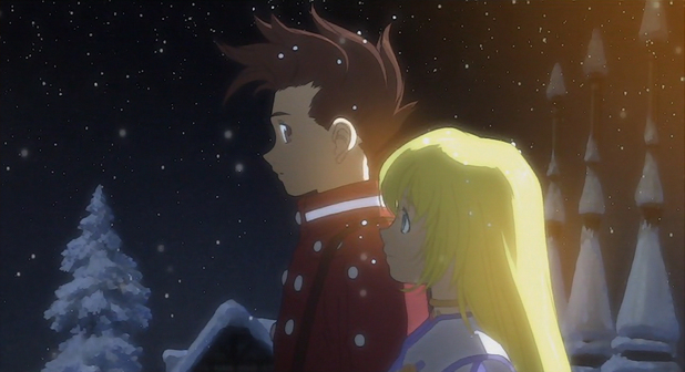 Tales of Symphonia HD screenshot