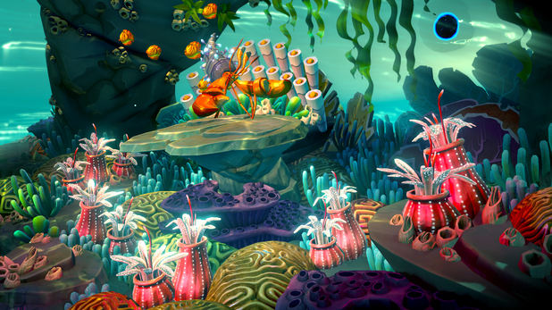 'Fantasia: Music Evolved' screenshot