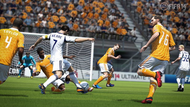 'FIFA 14' screenshot