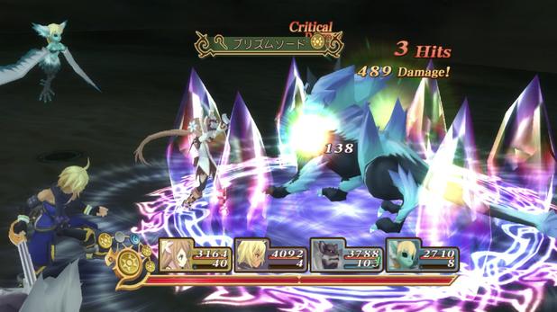 Tales of Symphonia HD screenshot
