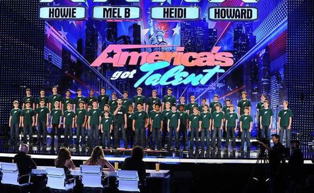 America's Got Talent Season 8 premiere: Pacific Boys Choir