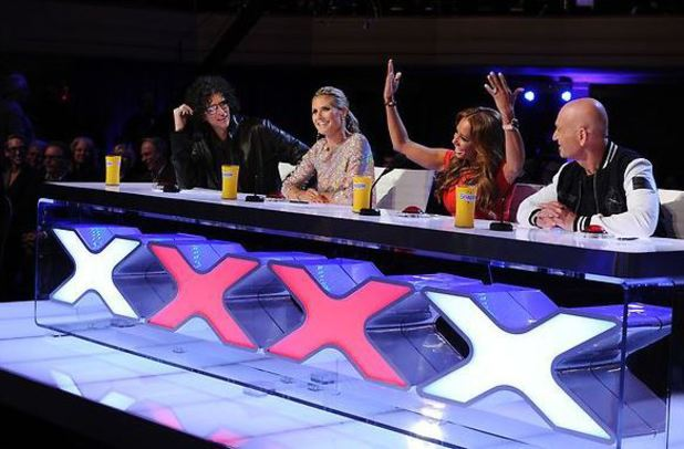 America's Got Talent Season 8 premiere: Howard Stern, Heidi Klum, Mel B, Howie Mandel