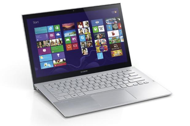 Sony's Vaio Pro laptop