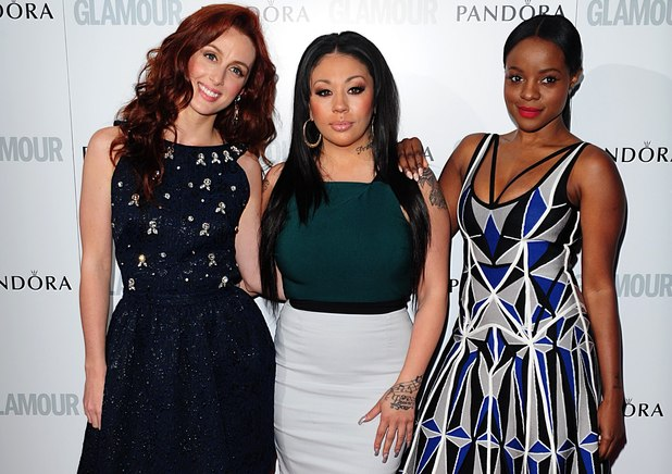 Siobhan Donaghy, Mutya Buena and Keisha Buchanan at the 2013 Glamour Women of the Year Awards