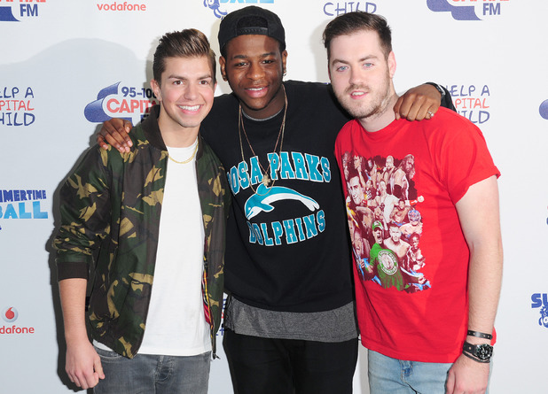 The Loveable Rogues.