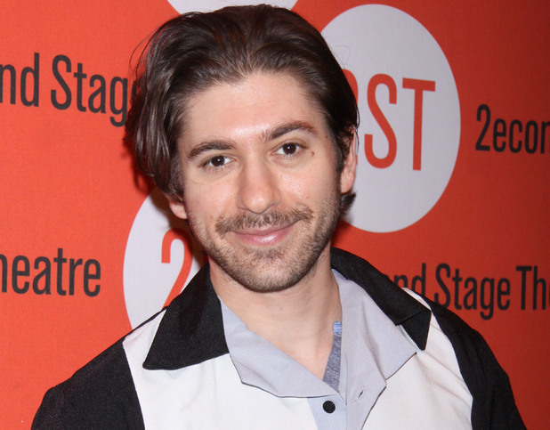 Michael Zegen pictured in April 2013