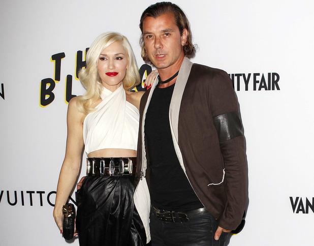 Gwen Stefani, Gavin Rossdale, The Bling Ring LA premiere