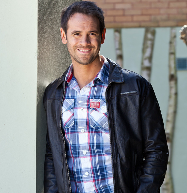 Ayden Callaghan as Joe Roscoe in Hollyoaks