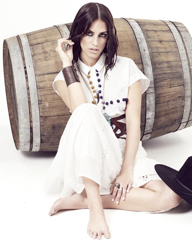 Jessica Lowndes for Company magazine
