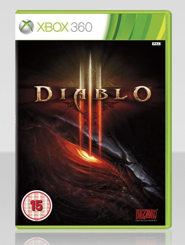 Diablo 3 on Xbox 360
