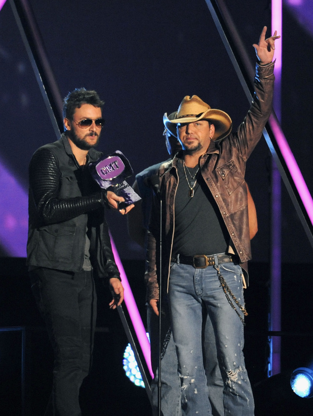 Jason Aldean and Eric Church