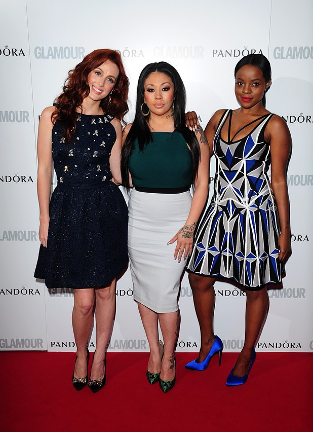 Siobhan Donaghy, Mutya Buena and Keisha Buchanan