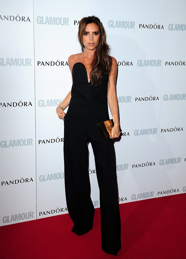 Victoria Beckham at the 2013 Glamour Women of the Year Awards