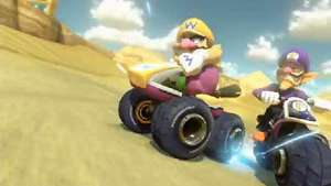 Mario Kart 8 E3 announcement trailer