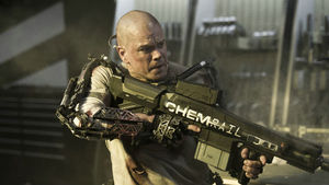 'Elysium' trailer: Matt Damon, Jodie Foster action blockbuster