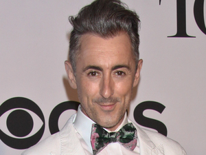 Alan Cumming arriving at the 67th Annual Tony Awards in New York