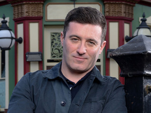 Daniel Coonan as Carl White in EastEnders