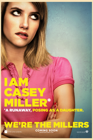 'We're the Millers' character poster: Casey