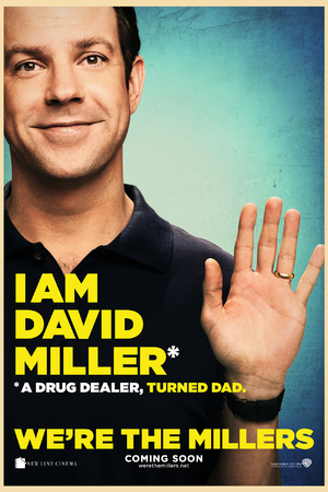 'We're the Millers' character poster: David