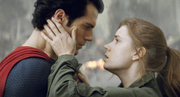 Henry Cavill Amy Adams