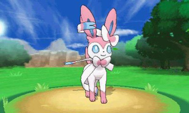 Pokemon X and Pokemon Y: Sylveon