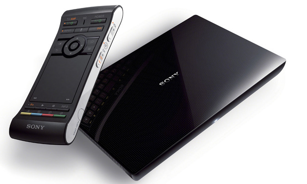 Sony's NSZ-GS8 Internet Player