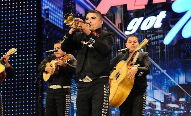 'America's Got Talent' Week 2: Mariachi Nuevo Estillo AVM