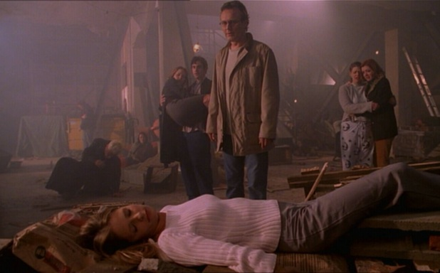 Buffy the Vampire Slayer, 5.22 'The Gift'