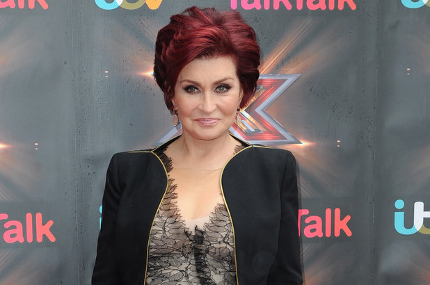 Sharon Osbourne,  X Factor judges arrive at Old Trafford for the Manchester auditions