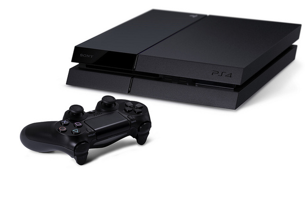 PlayStation 4 - first look at the console in full