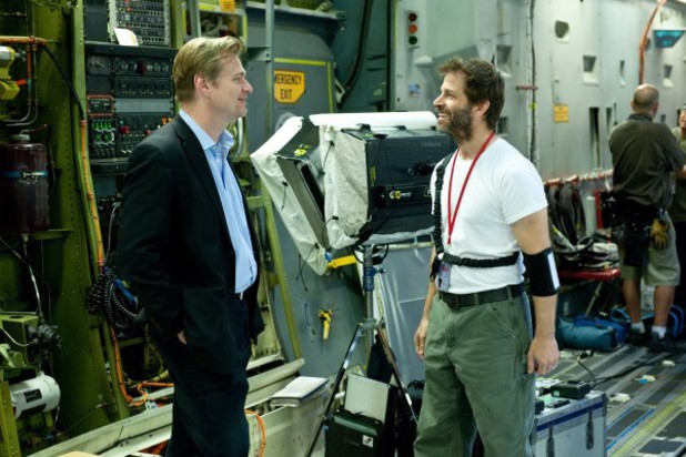 Christopher Nolan & Zack Snyder