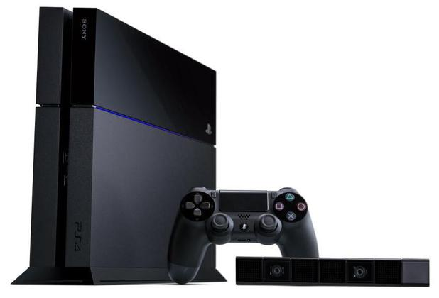 PlayStation 4 - E3 2013 hardware reveal