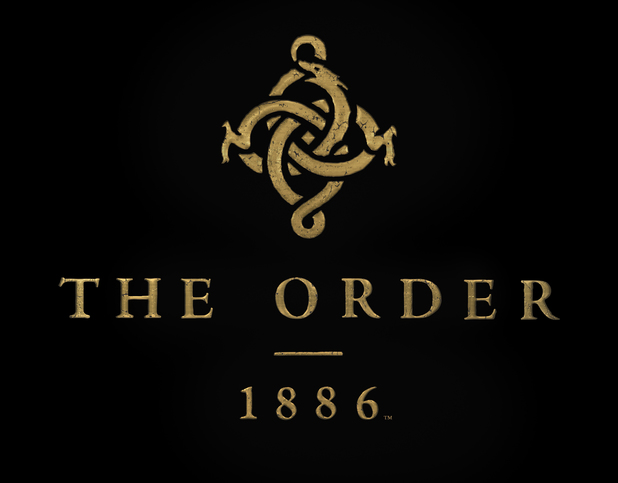 'The Order: 1886' title card (high-res version)