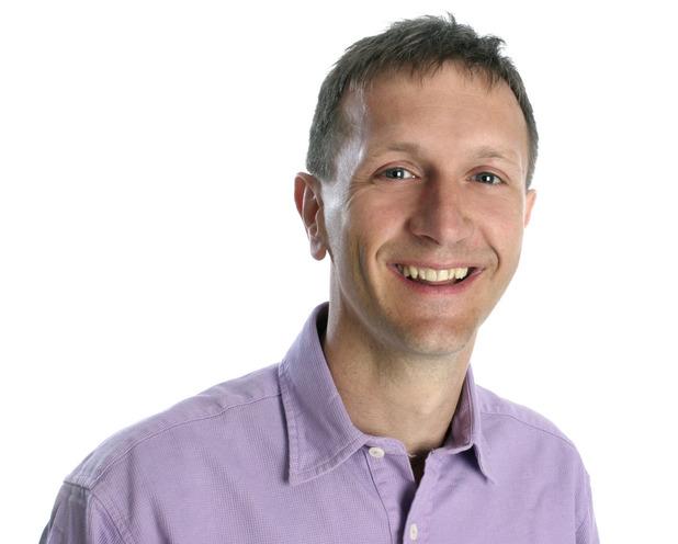 Radio 4 Newsreader, Rory Morrison