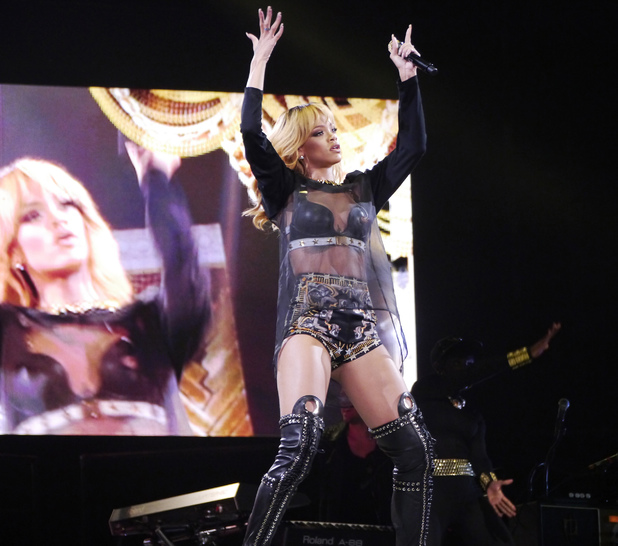 Diamonds tour