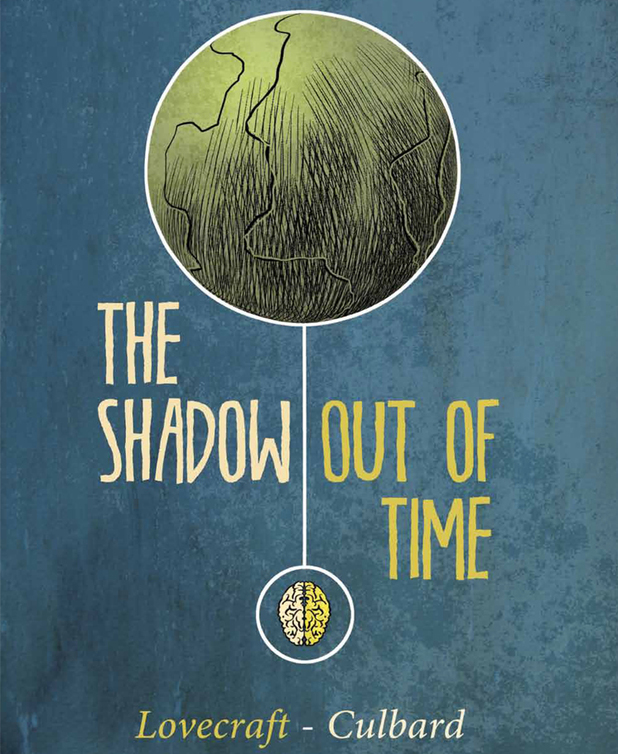 'The Shadow Out of Time' cover artwork